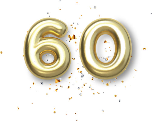 Wir feiern Geburtstag!60 Jahre WITA